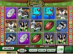 5 Million Dollar Touchdown Slots