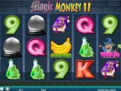 Magic Monkey II Slots